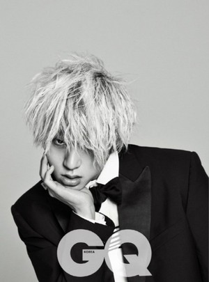 Zico in 'GQ'