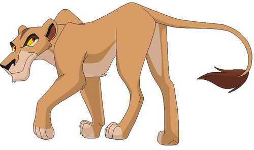 the lion king wallpaper titled Zira base