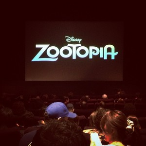 Zootopia screening