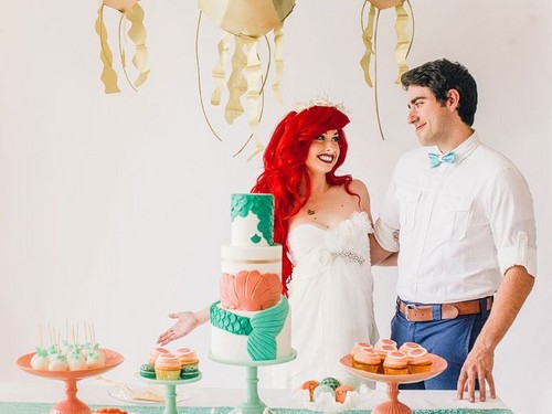 Ariel and Eric images a royal wedding pt 2 wallpaper and