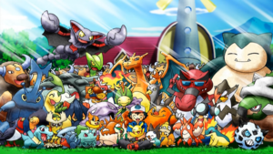 ash,s all pokemon