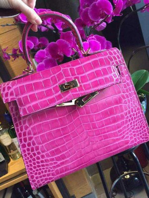 crocodile ke20 mini sakura pink
