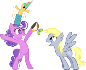 derpy and screwball