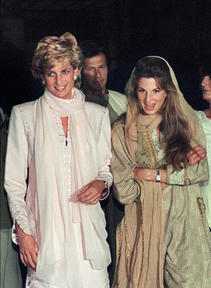 diana and jemima khan
