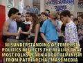 feminism - debate photo