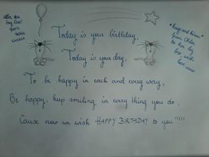 happy birthday Kasey <3