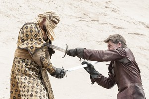 jaime and dornish guard