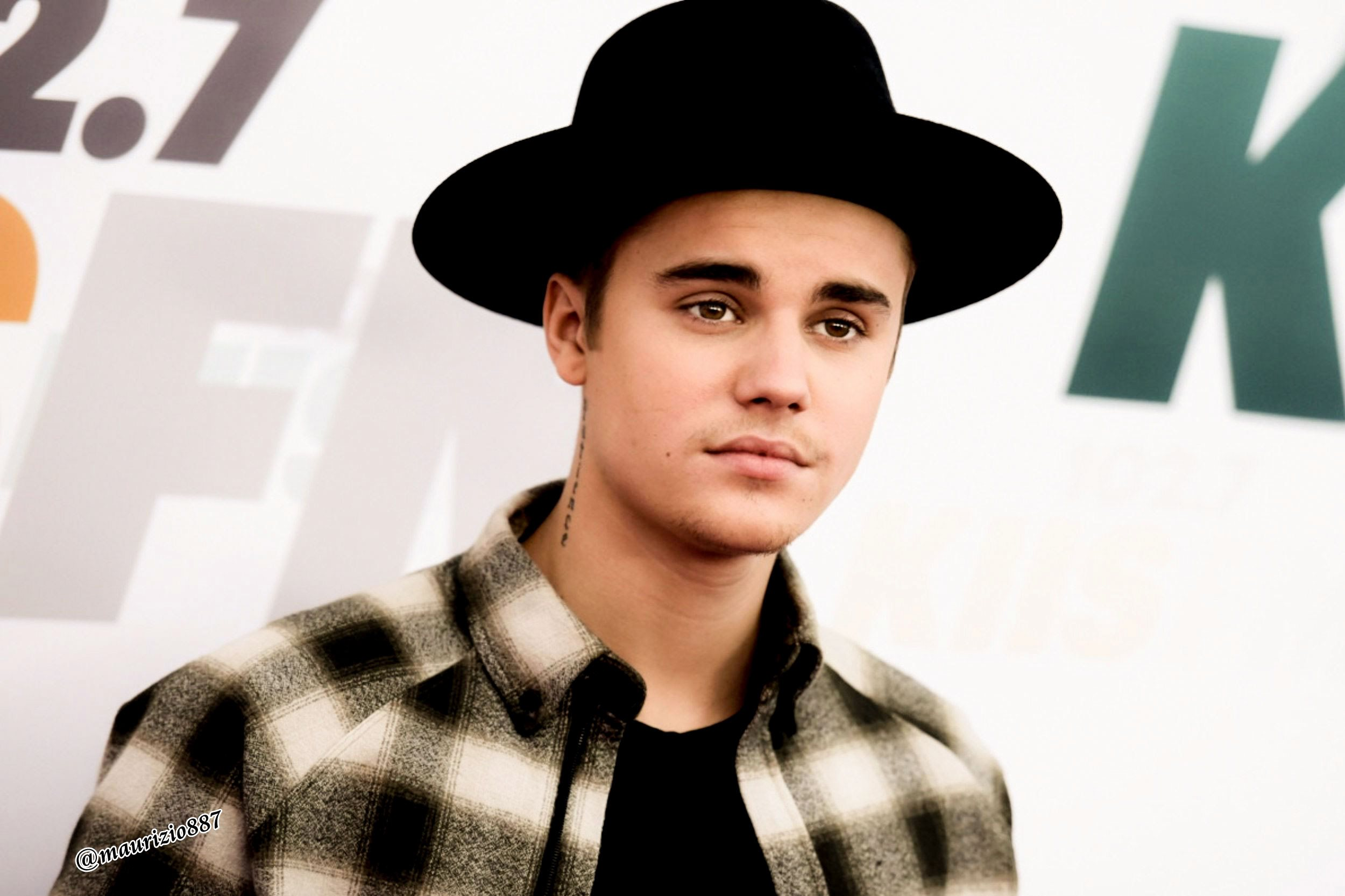 how to draw justin bieber 2015