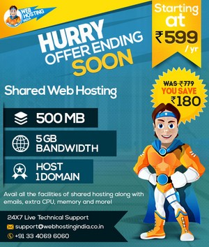 linux hosting India