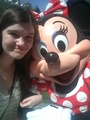 my friend stella got back from disneyland :D