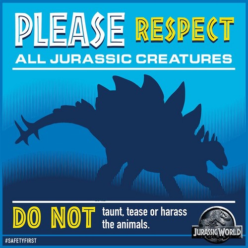 Jurassic Park achtergrond containing anime called please respect