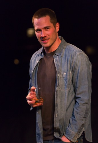 Luke Macfarlane پیپر وال possibly with a workwear, an outerwear, and a leisure wear called reverberation