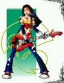 rockin wonder woman