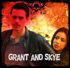 skye and ward