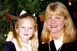 taylor and her mom