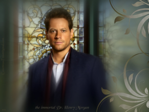 the immortal Dr. Henry morgan