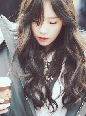 this is my bias in snsd...♥ (kimTaeyeon)..