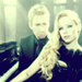 with avril - chad-kroeger icon