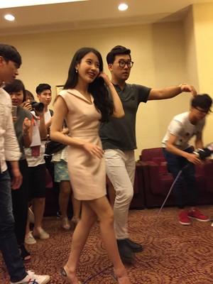 [150615] IU at Suhu International Style Awards