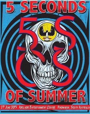 Adelaide Poster