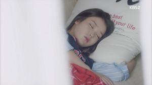 [CAP] 'Producer' ep 7 - Cindy sleeping peacefully