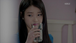 [CAP] 'Producer' ep 7 - IU's scene cut