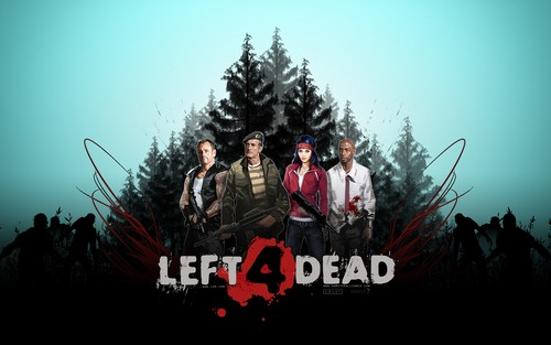 Left 4 Dead fondo de pantalla possibly with anime entitled ✖ Left 4 Dead ✖