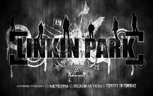linkin park wallpaper with a cleaver called Linkin Park
