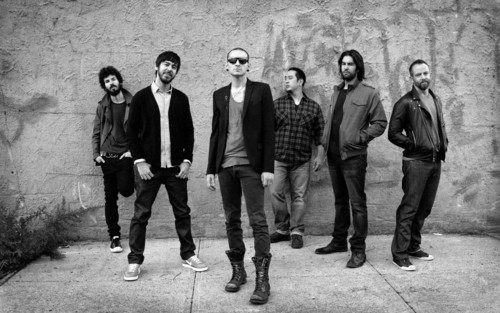 linkin park wallpaper with a business suit called Linkin Park