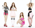 """MAMAMOO """"Pink Funky"""" concept"""
