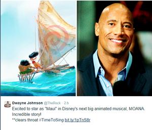 """""""Moana"""" disney"""