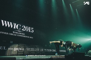 [OFFICIAL PHOTOS] WINNER – 'WWIC 2015′ IN SEOUL