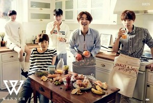 [SCAN] WINNER'S WELCOMING COLLECTION