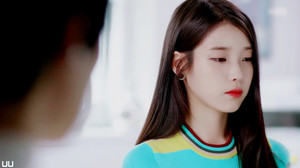 "[SCREENCAPS] 150615 ‪‎IU‬ on her hit drama ""‪The Producers‬"" by UU"