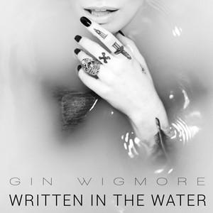 'Written in the Water' Single Artwork