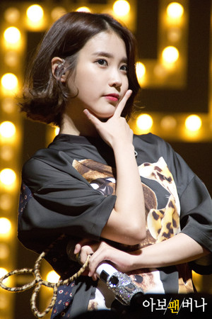 "131124 IU for ""Modern Times"" concert"