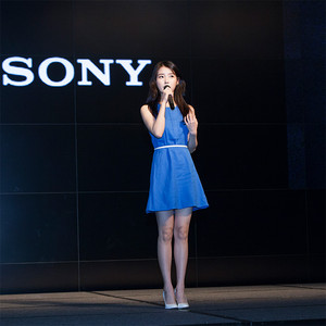 150527 IU at Sony Bluetooth Audio Line-Up Showcase