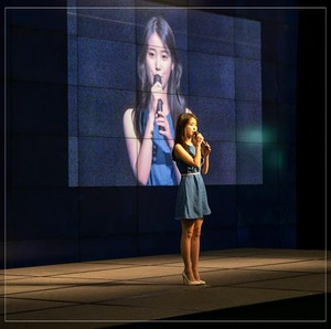150527 IU for Sony Bluetooth Audio Line-Up Showcase