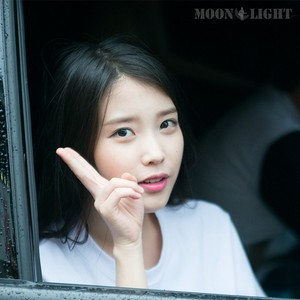150611 IU After Producer Filming