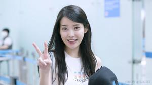 150615 ইউ at Incheon Airport Leaving for GuangZhou, China