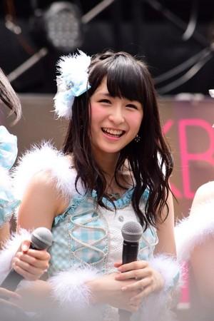 150620 Kawamoto Saya AKB48 Campaign Free Live in Osaka