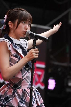 150620 Oshima Ryoka AKB48 Campaign Free Live in Osaka