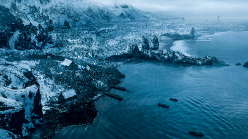 Game of Thrones wallpaper called 5x08- Hardhome
