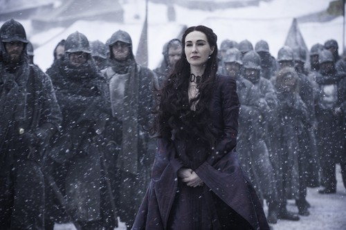 Game of Thrones wallpaper possibly with a fur coat and a mink titled 5x09- The Dance of Dragons