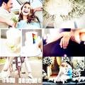 A Robbchardchel Wedding ♥  - leyton-family-3 fan art