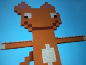 A big Model of Stampy