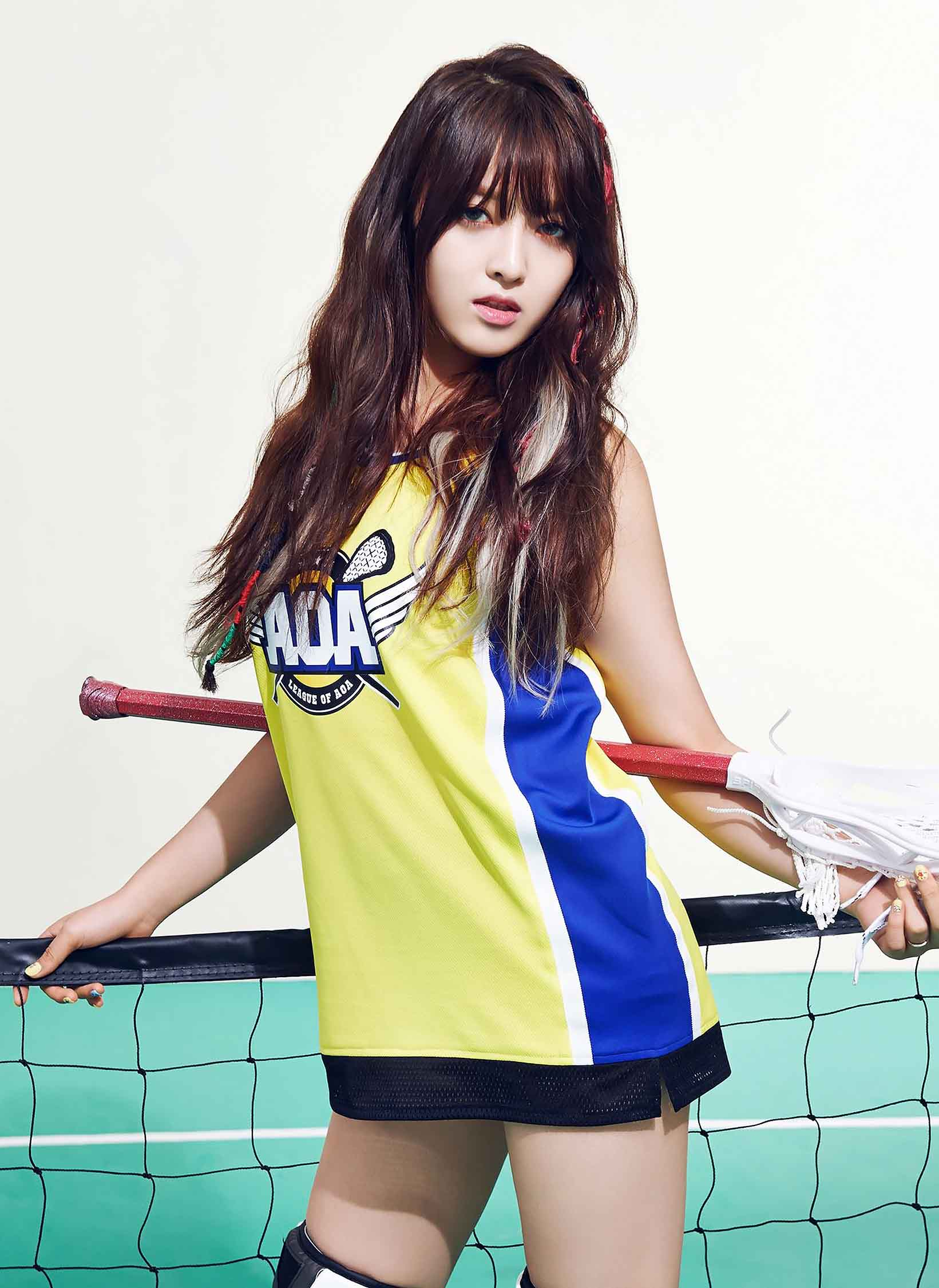 AOA Chanmi – Concept foto For 'Heart Attack'