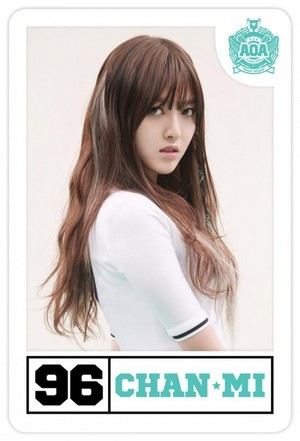 AOA Chanmi 'Heart Attack'