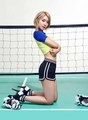 AOA Choa – Concept foto For 'Heart Attack'