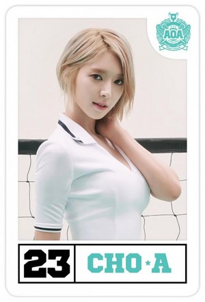 AOA Choa 'Heart Attack'